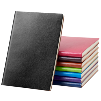DSB B5笔记本变色PU皮面本商务记事本日记本企业定制50本起免费制版定logo