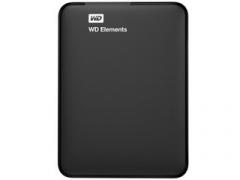 西部数据WD1000G移动硬盘