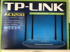 (青县中阳)TP-LINK   AC1200双频无线路由器 千兆