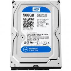 西数500G硬盘