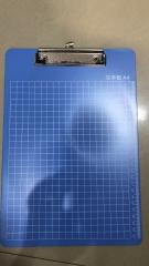 (黑山博雅)塑料A4板夹