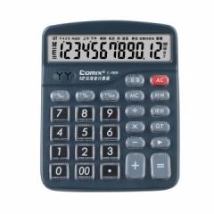 <博观> 齐心 C-968 计算器 计算机 中台超值语音王