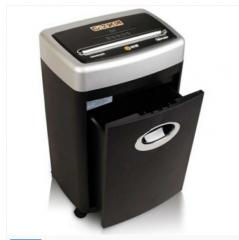 <博观>科密s-3658a碎纸机 高度保密碎纸机  碎光盘 静音碎纸 黑色 s-3658a 1