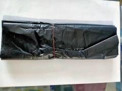 垃圾袋  黑色结实耐用。