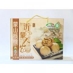 【山妞】蒙山核桃临沂特产品礼盒装200g*6袋小吃休闲零食年货