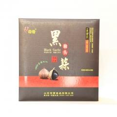 【山妞】特产店双营独头黑蒜480g山东临沂地方特产黑蒜头黑大蒜