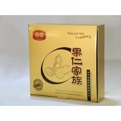 【山妞】特产店春旺果仁家族1240g多种口味临沂特产礼盒装小吃休闲零食