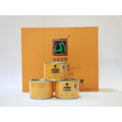 【山妞】枞中笑元正红茶养生保健送礼盒装50g*5罐凉茶