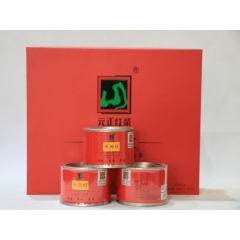 【山妞】天天红元正红茶50g*5罐礼盒装送礼凉茶