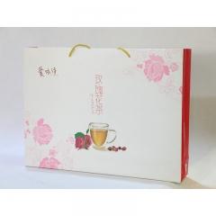 【山妞】玫瑰花茶7g*40袋地方特色产品礼盒茶叶送礼
