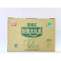 【山妞】正喜喜福汇粉条大礼包2.1kg山东特产礼品盒送礼年货粉皮