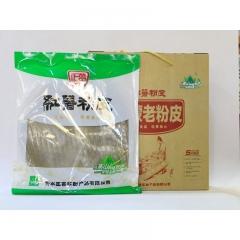 【山妞】正喜红薯粉皮(沂蒙老粉皮)500g*3袋山东特色产品礼盒装粉条