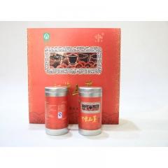 【山妞】沂蒙玉芽40g*5罐装味正礼盒装红茶茶叶送礼年货