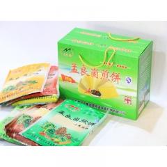 【山妞】特产店孟良崮煎饼300g*6袋山东地方特色特产礼品送礼年货