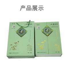【沂蒙六姐妹土特产】鲁蒙特级金银花茶 37.5克*4是中药材还具有消炎杀菌降火之功效 汤色金黄