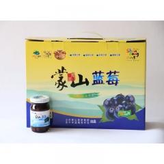 【沂蒙人家】沂蒙农家蒙山蓝莓 鲜果粒 早餐
