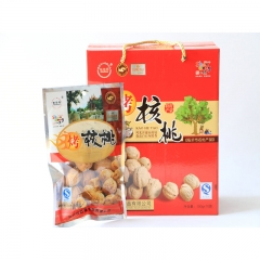 【沂蒙人家】沂蒙农家特色白石屋烤核桃礼盒特产五香零食坚果休闲食品特色小吃