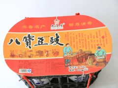 【沂蒙人家】沂蒙农家 老区人家豆豉 小吃调料调味品拌饭拌面酱1.6kg 800g*2坛