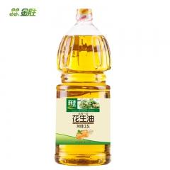 【金胜】金胜压榨一级山东纯正花生油2.5L食用油包邮