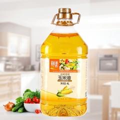 【金胜】金胜玉米油4L物理压榨非转基因食用油