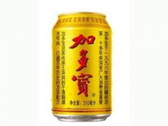 【沂蒙红嫂特产超市】加多宝凉茶 礼品箱礼盒 1×24罐装  去暑去火