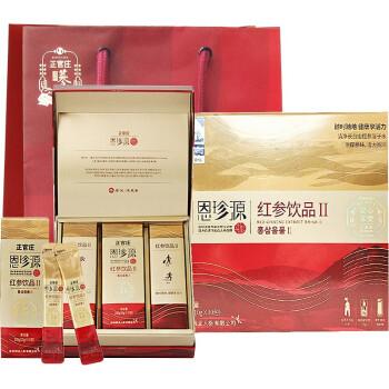 正官庄 恩珍源 人参 红参饮品(第二代) 10g*30包/盒