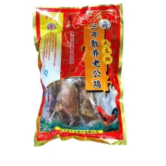 【沂蒙人家】正宗沂蒙特产大庄烧鸡散养三年老公鸡礼盒仲秋礼品