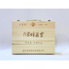 【山妞】沂蒙蜂巢蜜1.05kg临沂特产专卖礼盒纯天然农家自产野生原生态老蜂巢嚼着吃峰蜂窝蜜