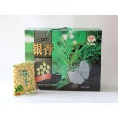 【沂蒙人家】沂蒙农家老神树特产银杏五香零食坚果休闲食品特色小吃